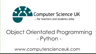 Download 05 Inheritance - Object Oriented Python Video