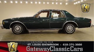 Download 1977 Chevrolet Impala Gateway Classic Cars St Louis #6324 Video