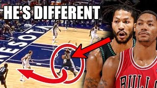 Download Why 50 Point Derrick Rose Is DIFFERENT Than NBA MVP Derrick Rose (Ft Old Highlights, Dunks, Emotion) Video