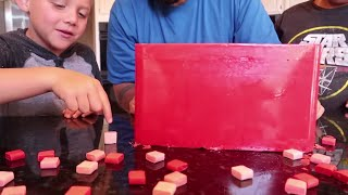 Download GIANT CANDY STARBURST DIY 60,000 CALORIES!! Video