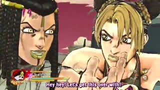Download JoJo's Bizarre Adventure: Eyes of Heaven - All Team DHA's (English Subbed) Video