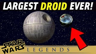 Download The BIGGEST Droid in Star Wars Legends | Star Wars Story Time Video