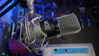 Download FULL AUDIO KIT FOR $32?! HOLY CRAP - Tonor BM 700 Microphone Kit Review Video