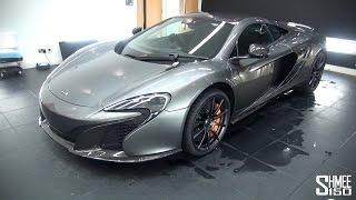 Download McLaren 650S MSO Project Kilo - Extensive Bespoke Customisations Video