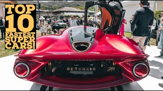Download Top 10 world's fastest super cars in 2020 | Incredible speed Video