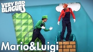Download Quand on est Mario et Luigi - Palmashow Video