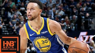 Download Golden State Warriors vs Utah Jazz Full Game Highlights | 10.19.2018, NBA Season Video