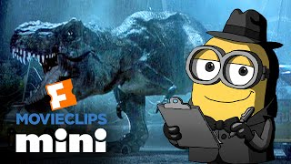 Download Movieclips Mini: Jurassic Park – Brian the Minion (2015) Minion Movie HD Video