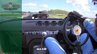 Download On board rare Ferrari 250 GTO/64 at Revival Video