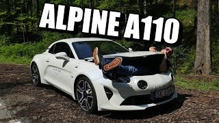 Download Alpine A110 - Quirky Cayman Rival (ENG) - Test Drive and Review Video