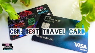 Download Chase Sapphire Reserve: The Best Travel Card & Why Video