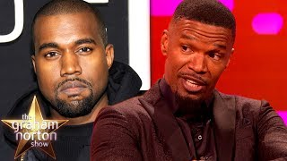 Download Jamie Foxx Does a Brilliant Kanye West Impression | The Graham Norton Show Video