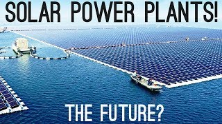 Download Solar Power Plants | The Next Big Thing? Video