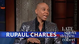 Download RuPaul Charles: Who Was 'Pure Camp' At Met Gala? Video