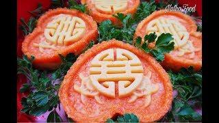 Download Xôi gấc ngon béo mềm dẻo, cách nấu xôi ngon không cần mua nếp tốt || Natha Food Video
