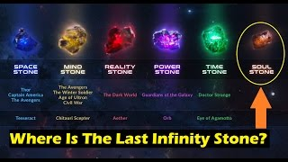 Download Where Are The Infinity Stones Now? Doctor Strange & Thor Ragnarok - Infinity Stones Explained Video