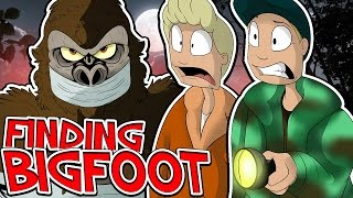 Download WE CAUGHT BIGFOOT?!! - FINDING BIGFOOT!! W/Speedy Video
