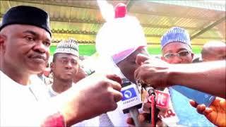 Download 19th IGP of Nigeria and 1st Zannako Nupe, Idris Kpotun Ibrahim Video