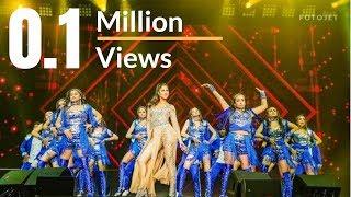 Download Katrina Kaif - Full Performance in Dabangg USA   Da bangg The Tour Reloaded   2018 - HD Quality Video