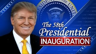 Download LIVESTREAM Trump Inauguration and Parade - FULL COVERAGE PLUS Trump Protesters in Washington D.C. Video
