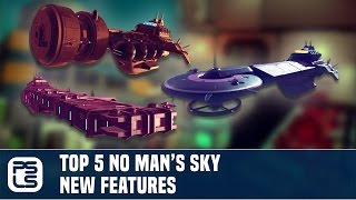 Download Top 5 No Man's Sky New Features Video