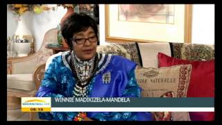 Download Winnie Madikizela-Mandela breaks her silence after a year of mourning Video