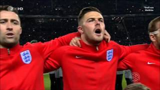 Download English national anthem before the football match Germany-England on 26.03.2016 Video