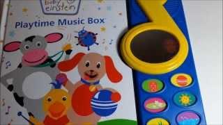 Download Baby Einstein Playtime Music Box Video