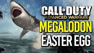 Download ADVANCED WARFARE: MEGALODON EASTER EGG! #SharkWeek2017 Video