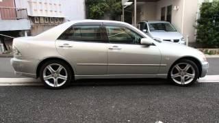 Download 1998 Altezza RS200 3SGE Japan Auction Inspection Video