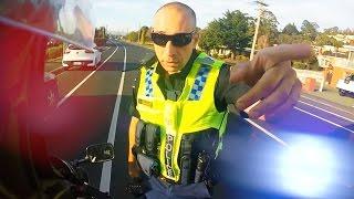 Download Cops Vs Bikers - Police Encounters & Cool Cops 2016 Video