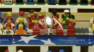Download Borussia Dortmund Bayern München 1:2 Réthy (ZDF) Wembley 2013 LEGO´s coming home Video