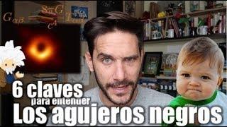 Download HOY SÍ que vas a entender los AGUJEROS NEGROS Video