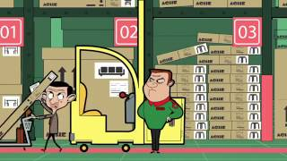 Download Mr Bean Animated Series S02E11 Flat Pack Video