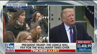 Download Trump says federal workers affected by shutdown are ″fans″ Video