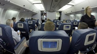Download Delta Airlines 767-300 first class San Diego to Atlanta Video