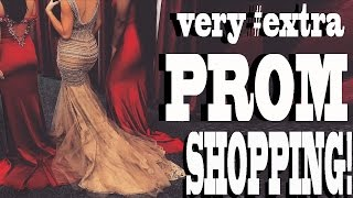 Download VERY EXTRA PROM DRESS SHOPPING!!! Video