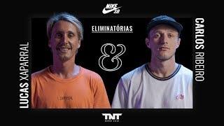 Download Lucas Xaparral x Carlos Ribeiro | Slides & Grinds III Video