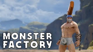 Download Monster Factory: Dr. Sexgun's Menagerie of Deadly Secrets Video