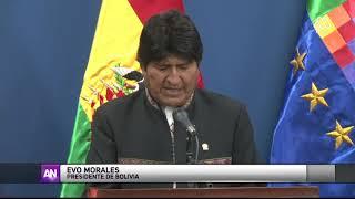 Download Piñera solicita que ″Bolivia abandone su absurda pretensión sobre territorio o mar chileno″ Video