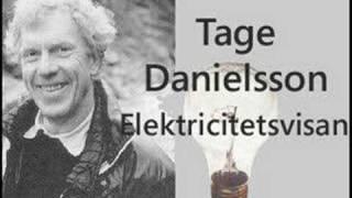 Download Tage Danielsson - Elektricitetsvisan Video