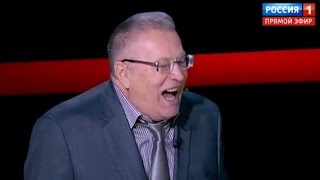 Download Top Russian pol Zhirinovsky CRUSHES Merkel and Europeans with joke Video