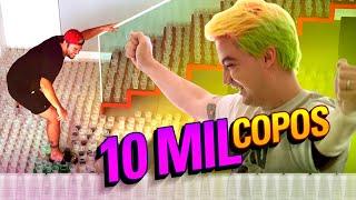 Download TROLLEI O LUCCAS COM 10 MIL COPOS DE PLÁSTICO Video