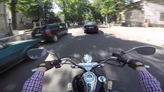 Download Yamaha XVS125 Dragstar Video
