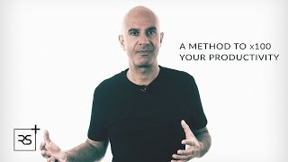 Download A Method To x100 Your Productivity | Robin Sharma Video
