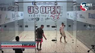Download 2018 US Open: Semi-Final: K. Waselenchuk vs A. Parilla Video