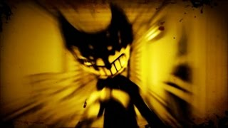 Download Bendy and the Ink Machine [P2] (horror indie game) Video