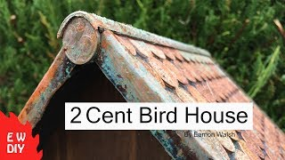 Download How to make a 2 cent birdhouse. Video