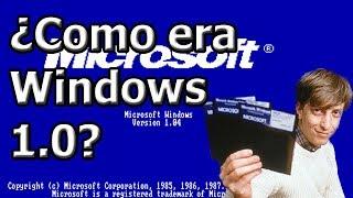 Download Como era la primera versión de Windows Video