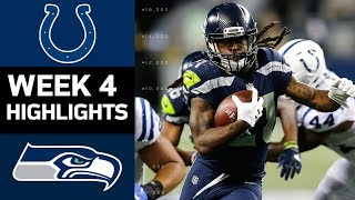 Download Colts vs. Seahawks | NFL Week 4 Game Highlights Video